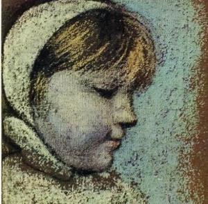 Retrato de Maya (Picasso 1938)