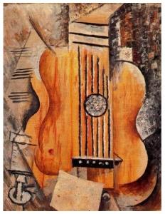 Eva  ma jolie (Picasso 1912)