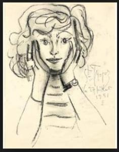 Geneviève Laporte (Picasso)